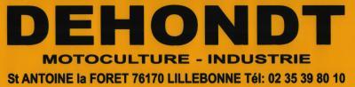 Logo dehondt
